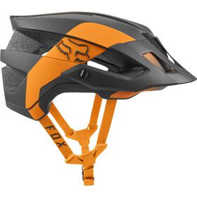 Fox Flux Mips Conduit Casco Trail Hombre, atomic orange